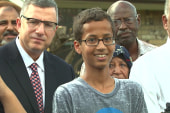 Ahmed: 'Don't let people change who you are'