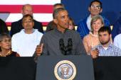 Obama: People of Alaska have 'Aloha spirit'
