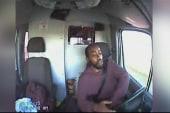 Man crashes stolen ambulance in Wisconsin