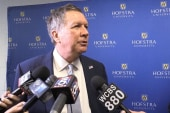 Kasich on Trump's 'voter taking' comment