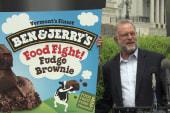 Ben & Jerry's launch 'Food Fight Fudge...