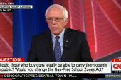 Sanders: US needs mental health 'revolution'