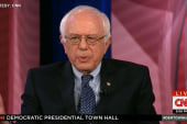 Sanders sounds off on giving paid speeches
