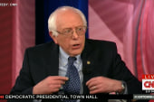Bernie Sanders gets personal on religion