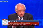 Sanders shames Qatar into fighting ISIS