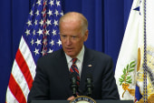 Biden: Climate change leads to more wars