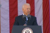 VP Biden: 'American warriors never bend'