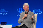 Bill Clinton speaks out on foreign donations