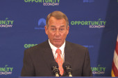 Boehner: Dems should 'get off their ass'