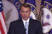 """John Boehner: 'The President... """""""