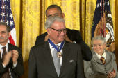 Tom Brokaw awarded Medal of Freedom