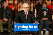 Warren Buffett endorses Hillary Clinton
