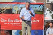 Bush: We need 'transparency' in politics