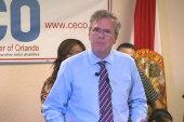 Bush: 'I can fix the mess in Washington'