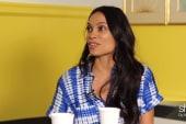 Rosario Dawson talks fashion and Marvel...