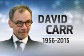 Remembering David Carr