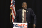 Carson addresses interview comments about...