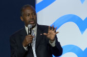Ben Carson: 'I'm not a politician'