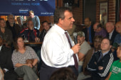 Christie talks Bridgegate in New Hampshire