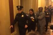 Chant interrupts Senate after Keystone vote