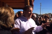 Chris Christie doubles down on shouting match