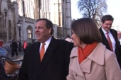 Christie compares Cambridge to New Jersey