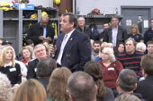 Christie slams Clinton on town hall questions