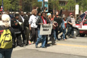 Protesters march after Brelo verdict