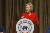 Clinton slams Trump for being 'coy' on Duke
