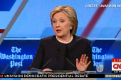 Clinton: 'I am not a natural politician'