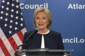 Clinton on women leaders in Latin America