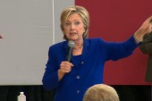 Clinton: GOP repealing Obamacare 'insanity'