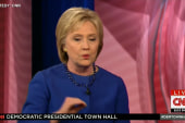 Clinton on Goldman Sachs speech issue