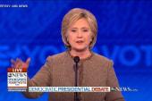 Clinton would seek tougher vetting process
