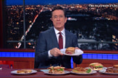 Colbert's delicious response to Chris Hayes