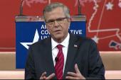 Bush: 'No plan to deport 11 million people'
