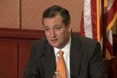 Ted Cruz: I commend Donald Trump