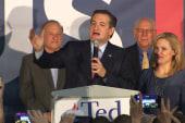 Full speech: Cruz celebrates Iowa victory