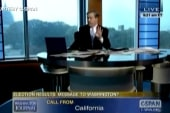 C-SPAN caller refers to Obama with n-word