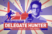 Jacob Soboroff: Delegate hunter