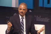 Eric Holder on who would play him in a movie