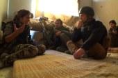 Female sniper: 'Kobani is our home'