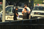 Woman arrested after jumping WH barricade