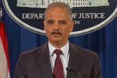 Holder on Ferguson no-fly zone, transparency