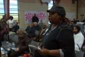 Ferguson mother: 'Don't waste our time'