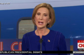 Fiorina: 'We are misleading young people'