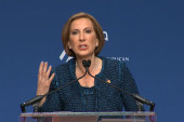 Watch Carly Fiorina speak at the RJC Forum
