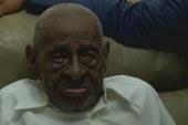 Meet America's oldest (perhaps) WWII vet