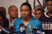 Garner's widow: I'm determined to get justice