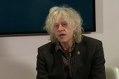 Bob Geldof talks 'Band Aid' Ebola campaign